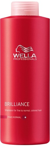 Wella Care Brilliance Shampoo 1000 ml