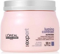 Loreal Serie Expert Lumino Contrast Maske 500 ml