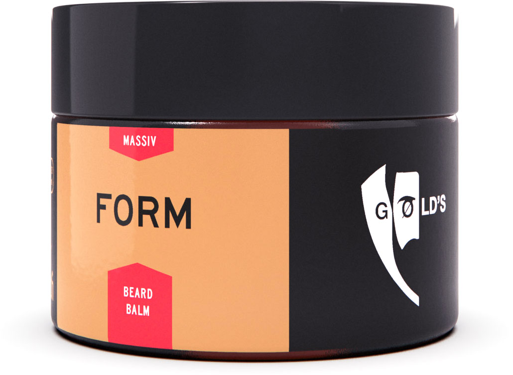 Gold's Bartbalsam Form 50 ml GO-34245