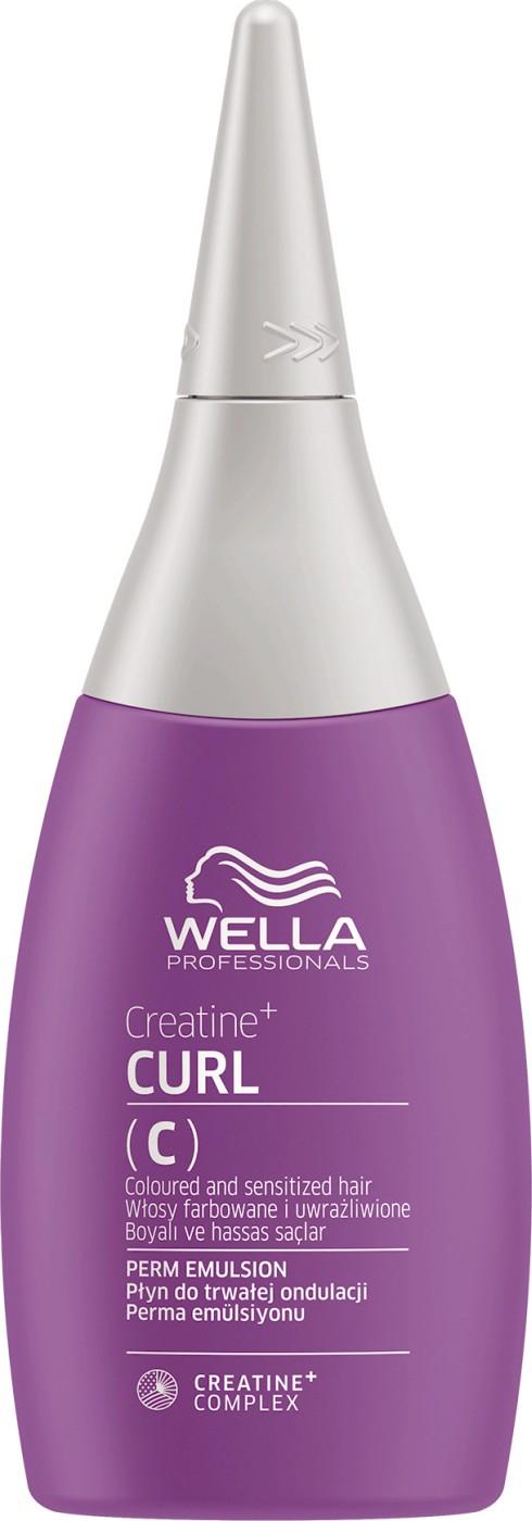 Wella Creatine+ Curl (C) 75 ml 2351700