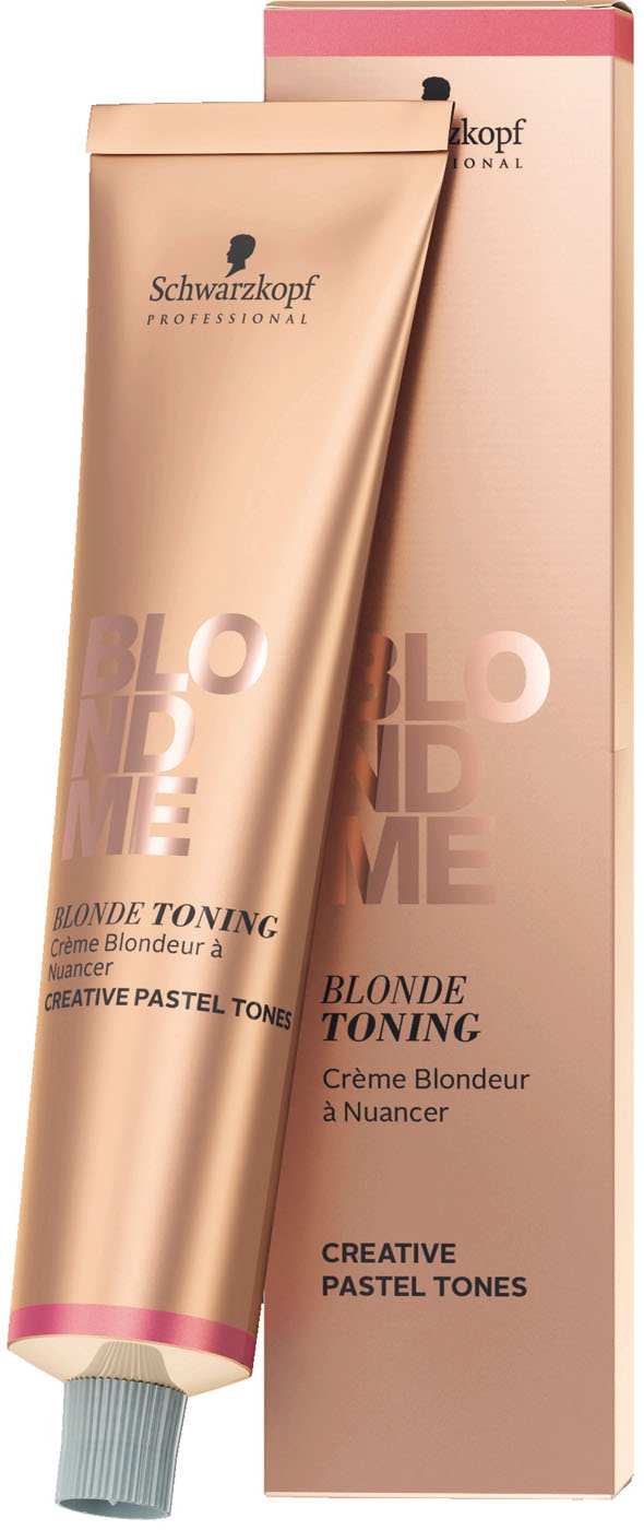 Schwarzkopf BlondMe Toner Eis 60 ml