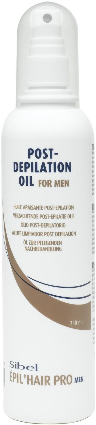 Sibel Čpil'hair pro Haarentfernung Nachbehandlung Pflege Öl for MEN 250 ml SN-7410240
