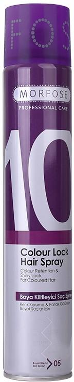 Morfose 10 Color Lock Haarspray MF-00056