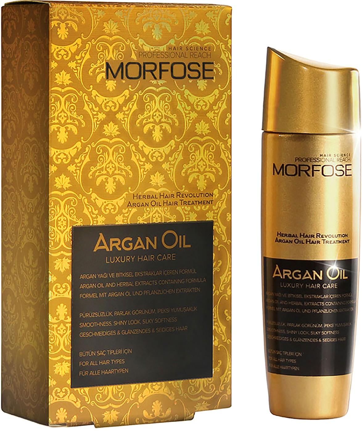 Morfose Argan-Öl Luxus Haarpflege MF-83388