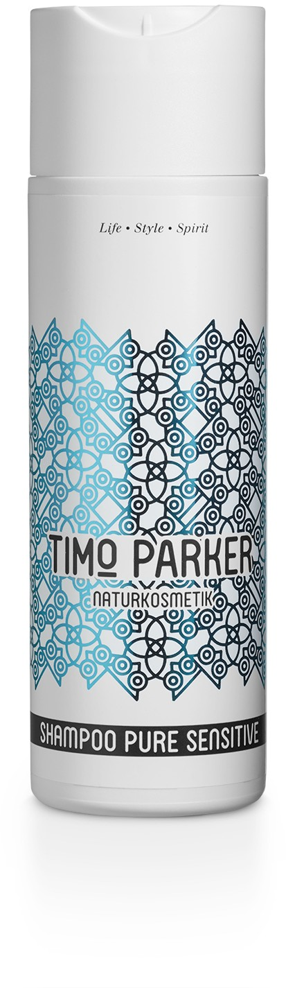 Timo Parker Shampoo Pure Sensitive 200 ml TP-640037