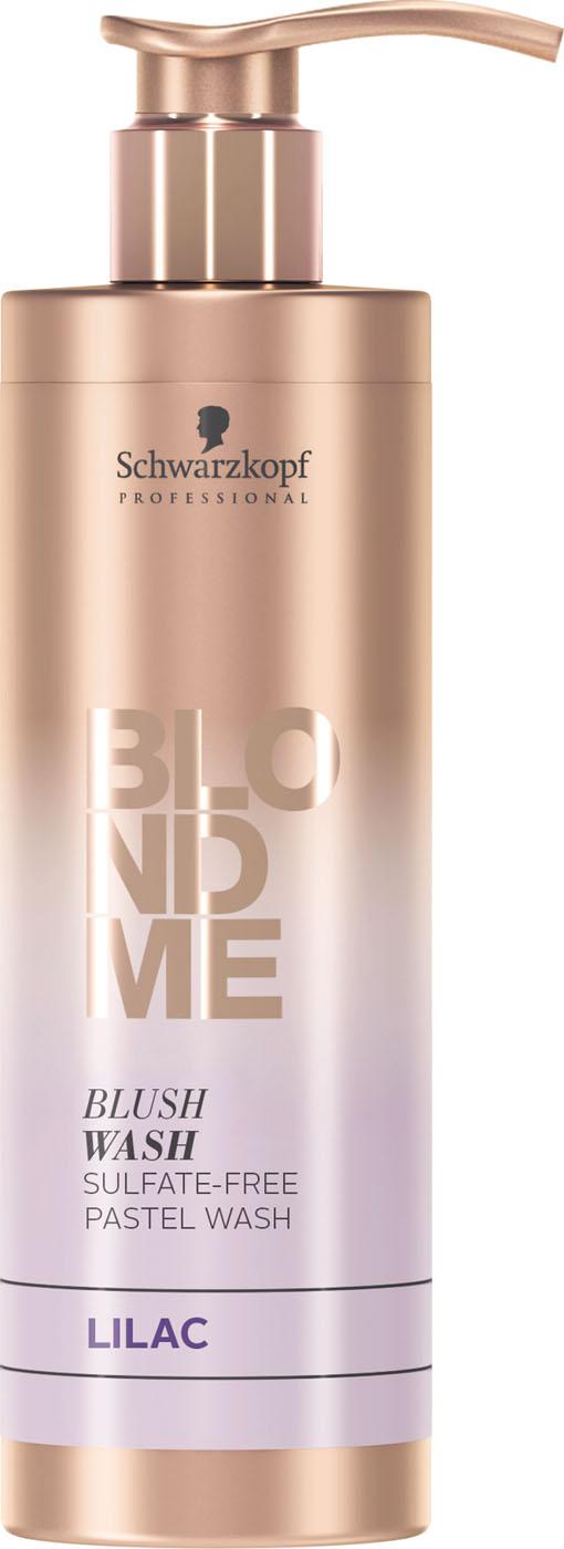 Schwarzkopf BlondME Blush Wash Lila 250 ml