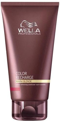 wella color recharge warm blond conditioner 200 ml preisvergleich. Black Bedroom Furniture Sets. Home Design Ideas