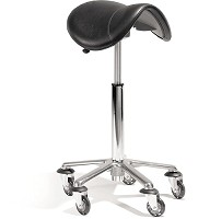 Sibel Rollhocker RollerCoaster Exclusive Saddle XL / Large