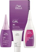 Wella Creatine+ Curl (N) Komplettset 75 ml+30 ml+100 ml