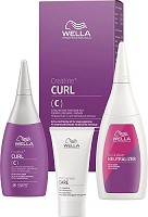 Wella Creatine+ Curl (C) Komplettset 75 ml+30 ml+100 ml