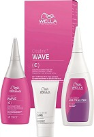Wella Creatine+ Wave (C) Komplettset 75 ml+30 ml+100 ml