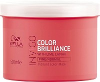 Wella Invigo Color Brillance Vibrant Color Maske Fine/Normal  500 ml