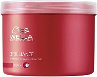 Wella Care Brilliance Mask 500 ml