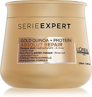 Loreal Absolut Repair Resurfacing Goldene Maske 250ml