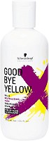 Schwarzkopf Goodbye Yellow Shampoo 300 ml