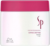 Wella SP Shine Define Mask 400 ml