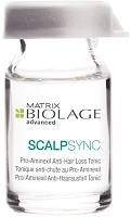 Biolage ScalpSync Pro-Aminexil Anti-Hair Loss Tonic 10x6 ml
