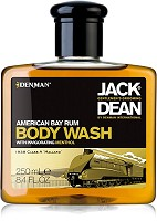 Jack Dean American Bay Rum Body Wash 250 ml