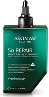 Aromase 5α Repair Hair & Skin Liquid Shampoo 260 ml