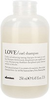 Davines Essential Haircare - LOVE CURL Lockenverstärkendes Shampoo 250 ml