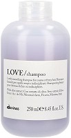 Davines Essential Haircare - LOVE SMOOTHING Glättendes Shampoo 250 ml