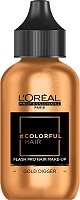 Loreal Colorfulhair Flash Pro Hair Gold Digger