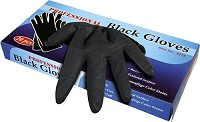"Comair ""Professional Black Gloves"" mittel"