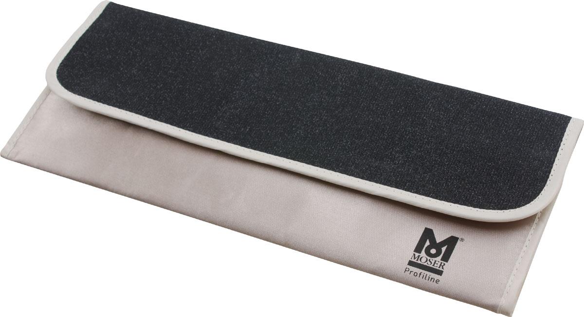 Moser ProfiLine 2-in-1 Hitzeschutzmatte & Tasche 0092-6025