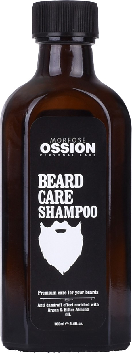 Morfose Ossion Beard Care Shampoo MF-00025