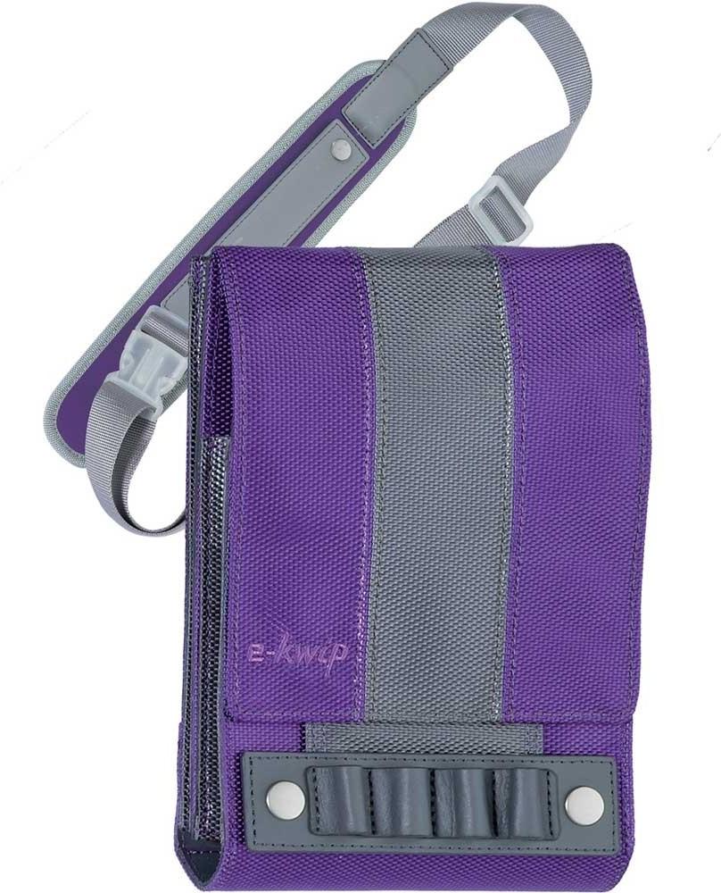e-kwip Fachwerktasche lila HA-3435
