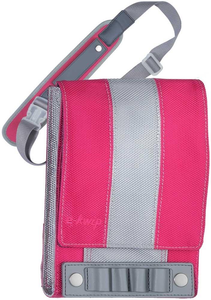 e-kwip Fachwerktasche pink HA-3439