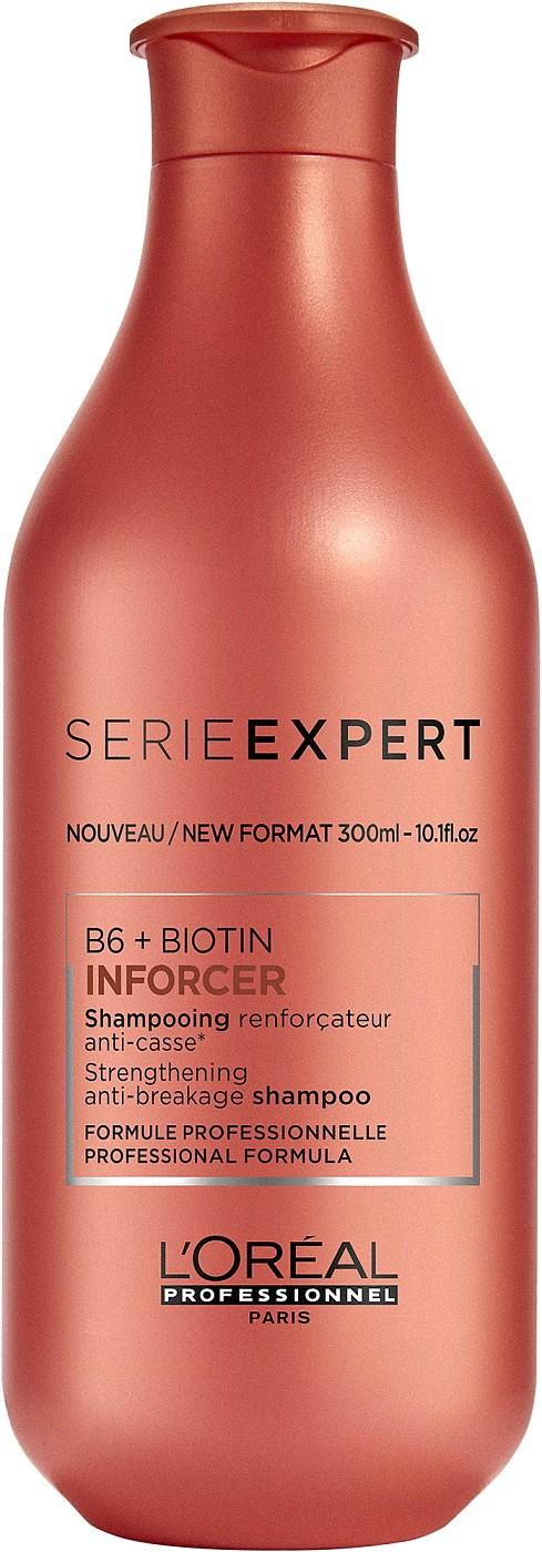 Loreal Inforcer Anti-Haarbruch Shampoo 300 ml E2229000