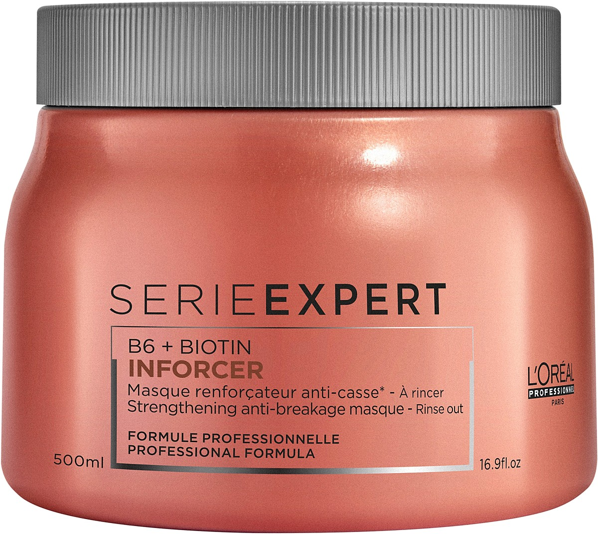 Loreal Inforcer Anti-Haarbruch Maske 500 ml E2229900