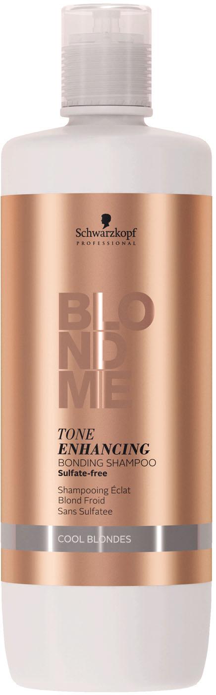 Schwarzkopf BlondMe Enhance Bond Shampoo Cool Blond 1000 ml 2144625