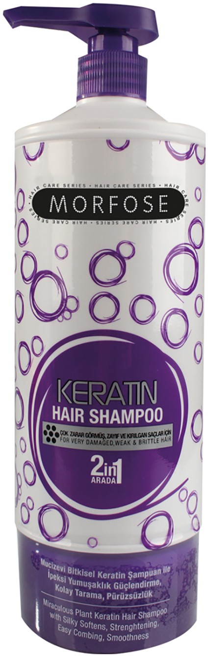 Morfose Keratin Haar Shampoo MF-27554