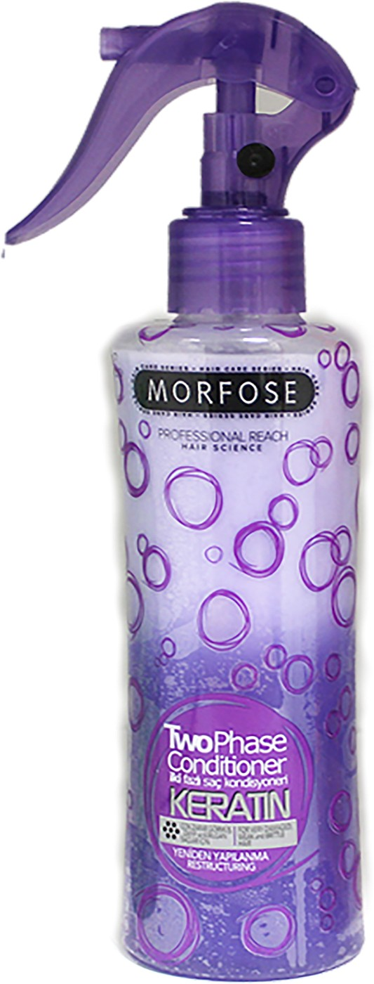 Morfose Keratin TwoPhase Conditioner 220 ml MF-83812