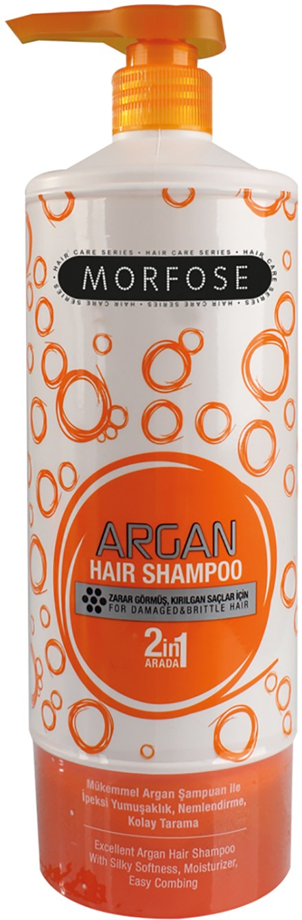 Morfose Argan Haar Shampoo MF-27556