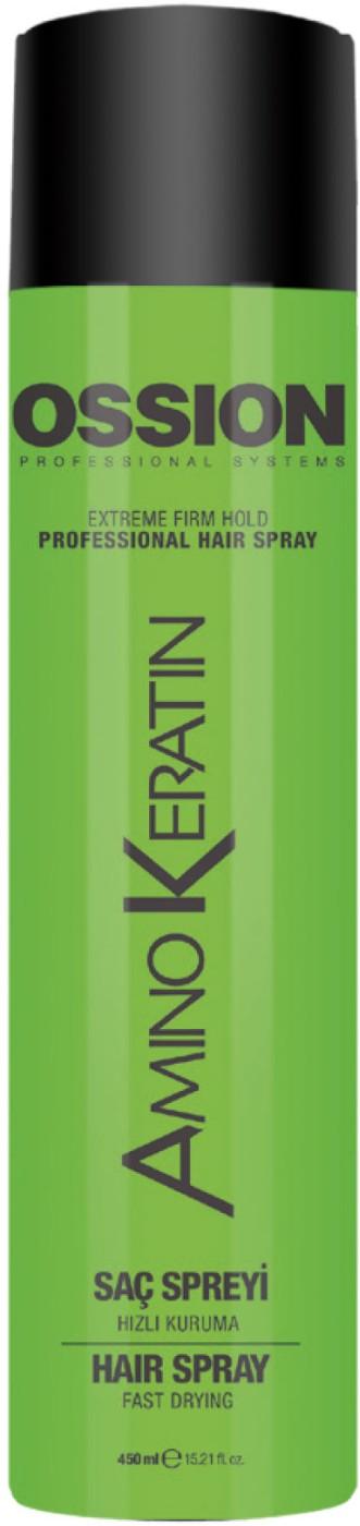 Morfose Ossion Amino Keratin Professional Haarspray MF-26531