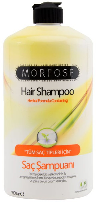 Morfose Haar Shampoo Herbal Formula MF-10576
