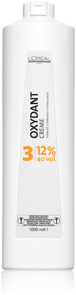 Loreal Oxidant Creme 12% 1000 ml E05043